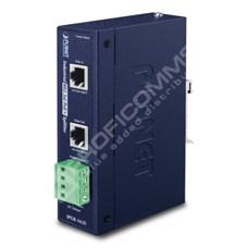Planet IPOE-162S: Průmyslový 802.3at High Power PoE  Splitter - 12V & 24V (-40 až 75 C)