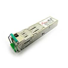 APAC LM48-A3S-TC-N-B5: BIDI SFP transceiver 155Mb/s MM WDM TX 1550nm / RX 1310nm, 2km