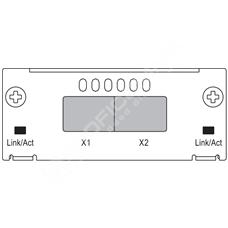Ruckus FCX-2SFPP: Uplink modul 2x 10GbE SFP+