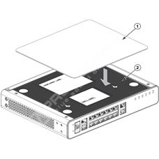 Ruckus ICX6400-C12-MGNT: Magnetický držák