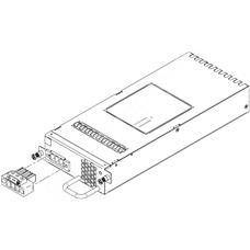Ruckus RPS16DC-E: Modulární redundantní nebo náhradní zdroj -48V DC pro switche řady ICX6610, ICX6650, ICX7650