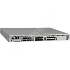 Extreme BR-VDX6720-16-F: Data Center L2/L3 Ethernet switch, 24x 1/10GbE SFP+, aktivní jen 16x 1/10GbE SFP+