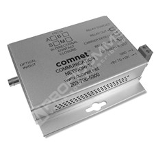 ComNet FDC10S1B: Optický konvertor pro kontakty