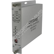 ComNet FDX60S1A: Optický konvertor pro data