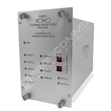 ComNet FVR812S1: Optický konvertor pro video a data