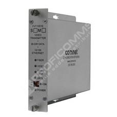 ComNet FVT10D1EM: Optický konvertor pro video a data