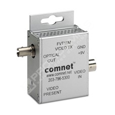 ComNet FVT11M: Optický konvertor pro video