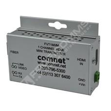 ComNet FVT1MI/M: Optický konvertor pro video