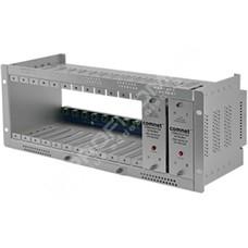 ComNet C2-EU: 12 slot chassis pro media konvertory ComNet