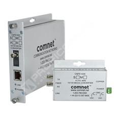ComNet CNFE1005M2: Průmyslový Fast Ethernet media konvertor 10/100M RJ45 na MM ST