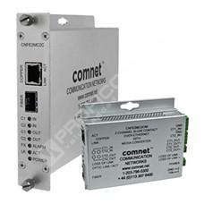 ComNet CNFE2MC2C: Průmyslový Fast Ethernet media konvertor 10/100M RJ45 na SFP, kontakty