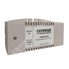 ComNet CNGE1IPS: Průmyslový 1 port Gigabit Ethernet PoE+ Injektor