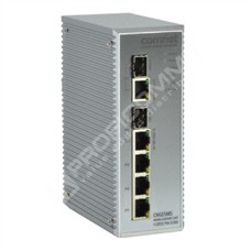 ComNet CNGE5MS: Průmyslový 5 port Gigabit Ethernet L2 switch management