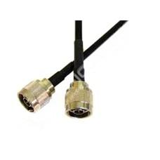 ComNet PATCH_COAX195_1.2M_M-M: Koaxiální propojovací kabel