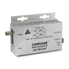 ComNet CNFE1002MAC1B-M: Průmyslový WDM Fast Ethernet mini media konvertor 10/100M RJ45 na MM ST