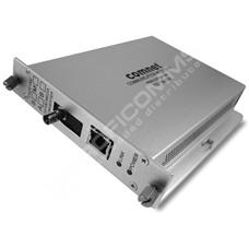 ComNet CNFE1002S1B: Průmyslový WDM Fast Ethernet media konvertor 10/100M RJ45 na SM ST