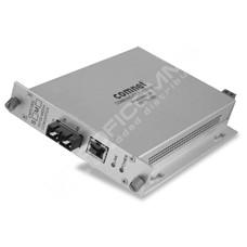 ComNet CNFE1003S2: Průmyslový Fast Ethernet media konvertor 10/100M RJ45 na SM SC