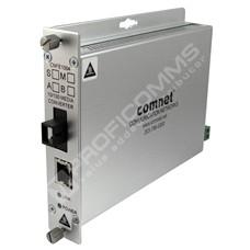 ComNet CNFE1004M1B: Průmyslový WDM Fast Ethernet media konvertor 10/100M RJ45 na MM SC