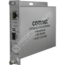 ComNet CNFE2MC: Průmyslový Fast Ethernet media konvertor 10/100M RJ45 na SFP