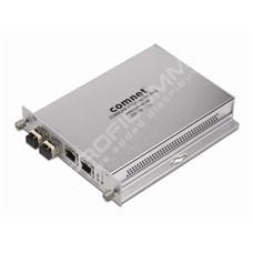 ComNet CNFE4FX2TX2US: Průmyslový 4 port Fast Ethernet L2 switch