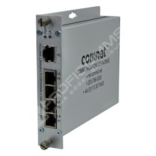 ComNet CNFE5SMS: Průmyslový 5 port Fast Ethernet L2 switch self management