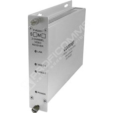 ComNet FVR2001M1: Optický konvertor pro video