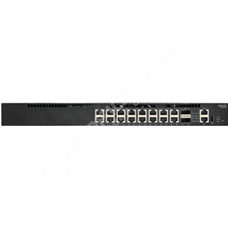 Edge-Core ECS5520-18T: 16x 10GbE RJ45, 2x 40G QSFP L2 agregační swich, 1x RJ45 console port, 1x USB