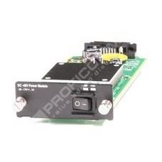 Edge-Core ECM4000-28F-DC: Modulární zdroj -48V DC