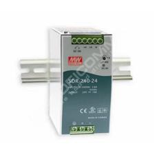 Edge-Core SDR-240-48: Zdroj 48V DC 240W na DIN lištu pro switche řady ECIS4500