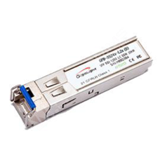 Gigalight GPB-3503L-L2CD-B: Brocade kompatibilní BIDI SFP transceiver, 20km, 155Mbps, SM WDM TX 1310nm/RX 1550nm, Single LC konektor, digitální diagnostika