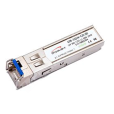 Gigalight GPB-3524L-L2CD-B: Brocade kompatibilní BIDI SFP transceiver, 20km, 1,25Gbps, SM WDM TX 1310nm/RX 1550nm, Single LC konektor, digitální diagnostika
