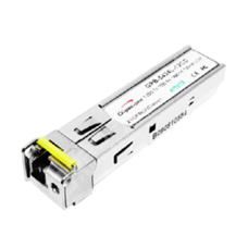 Gigalight GPB-5303S-L2CD: BIDI SFP transceiver, 20km, 155Mbps, SM WDM TX 1550nm/RX 1310nm, Single SC konektor, digitální diagnostika
