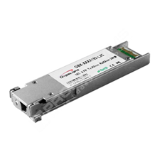 Gigalight GBX-3327192-L6C: WDM XFP transceiver, 10G, TX 1330nm / RX 1270nm, SM Single Fiber, 60km