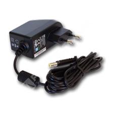 KED-DC12V-1308-2412-W2E: Spínaný napájecí adaptér do zásuvky. Vstup: 90-264V AC; Výstup: 12V (0-2A); Výkon: 15W; Výstupní konektor: Jack 2.1x5.5mm; Rozměry:75x34x43mm