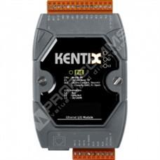 kentix KIO7052: 8 vstupový a 8 výstupový I/O modul