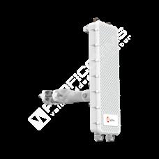 LigoWave LW-PTP-5-N-RF: Venkovní bezdrátový bridge point-to-point s propustností 700 Mbps pracující v pásmu 5 GHz s N - konektory pro externí antény.