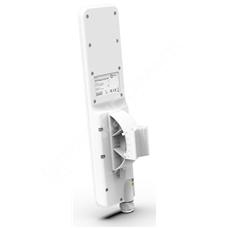 LigoWave NFT-2AC-90-Blizzard: WiFi přístupový bod dual-radio (2.4 a 5 GHz) pro venkovní použití s podporou PoE 802.3af/at, 802.11AC (2x2), 1 Ethernetový port, 2x 90° sektorová anténa