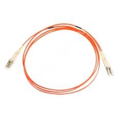 MODnet V50LC/LC3D: Optický MM OM2 50/125um patchcord, duplex, konektory LC(PC)/LC(PC), délka 3m