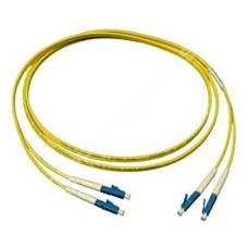 MODnet V09LC/LC5D: Optický SM 9/125um patchcord, duplex, konektory LC(PC)/LC(PC), délka 5m