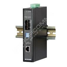 Microsens MS655060X: Průmyslový konvertor 10/100M na FE MM 2km