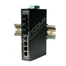 Microsens MS655122: 4 port Průmyslový Fast Ethernet switch