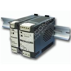 Microsens MS700422: Průmyslový zdroj na DIN lištu, výstup 120Watt 24VDC/5A