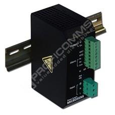 Microsens MS700482-48B: Průmyslový zdroj pro drážní aplikace dle EN50121-4, výstup 60Watt 48VDC/1.25A