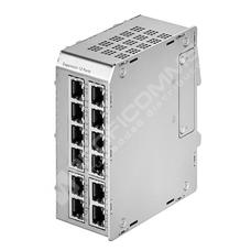 Microsens MS652419PM: Rozšiřující modul pro switche Profi Line, 8x 10/100/1000M PoE+ (PSE), 4x GE Combo RJ45/SFP
