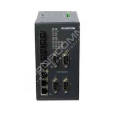 Raisecom S1006i-2GF-4FE-DCW48: Průmyslový L2 switch s managementem, 2x 100Base-FX/1000Base-X SFP, 4x 10/100Base-TX, DC 48V