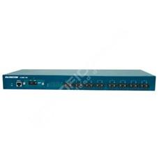 Raisecom ISCOM2109F-SS15-AC: Fast Ethernet L2 switch, 8x FE SM WDM, 1x slot pro GE uplink