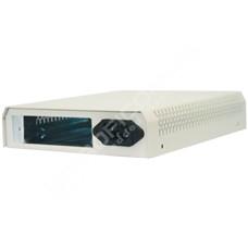 Raisecom RC001-1AC: 1-slotové chassis pro karty Raisecom, se zdrojem 230V AC