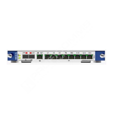 Raisecom RCMS2802-480GE-BL-SS13: Multiplexer - převodník 16x E1 + Gigabit Ethernet na optiku SM Single Fiber, TX 1310nm / RX 1550nm, 25km