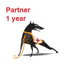 Ruckus 802-1112-1000: WatchDog Premium podpora pro autorizované Ruckus partnery, 1 rok