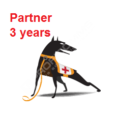Ruckus 802-3050-3000: WatchDog Premium podpora pro autorizované Ruckus partnery, 3 roky